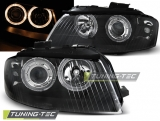 Audi A3 8P 05.03-03.08 Angel Eyes Black