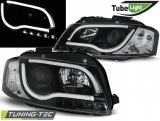 Audi A3 8P 05.03-03.08 LED Tube Lights Black