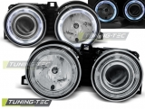 BMW E30 11.82-06.94 Angel Eyes Chrome