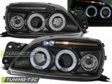 Ford Fiesta MK5 09.99-04.02 Angel Eyes Black