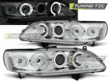 Honda Accord 98-02 Angel Eyes Chrome (USA)