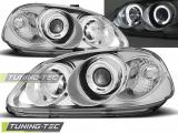 Honda Civic 09.95-02.99 Angel Eyes Chrome