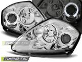 Mitsubishi Eclipse D50 00-05 Angel Eyes Chrome