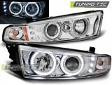 Mitsubishi Galant 8 (EA0) 96-06 Angel Eyes Chrome CCFL