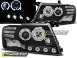 Mitsubishi Pajero V60 01-06 Angel Eyes Black