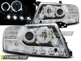 Mitsubishi Pajero V60 01-06 Angel Eyes Chrome