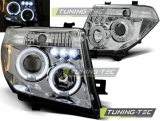 Nissan Navara D40/Pathfinder 05- Angel Eyes Chrome