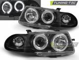 Opel Astra F 09.91-08.94 Angel Eyes Black