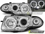 Opel Astra F 09.91-08.94 Angel Eyes Chrome