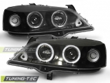Opel Astra G 09.97-02.04 Angel Eyes Black